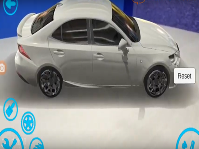 Augmented Reality is driving Automotive industry